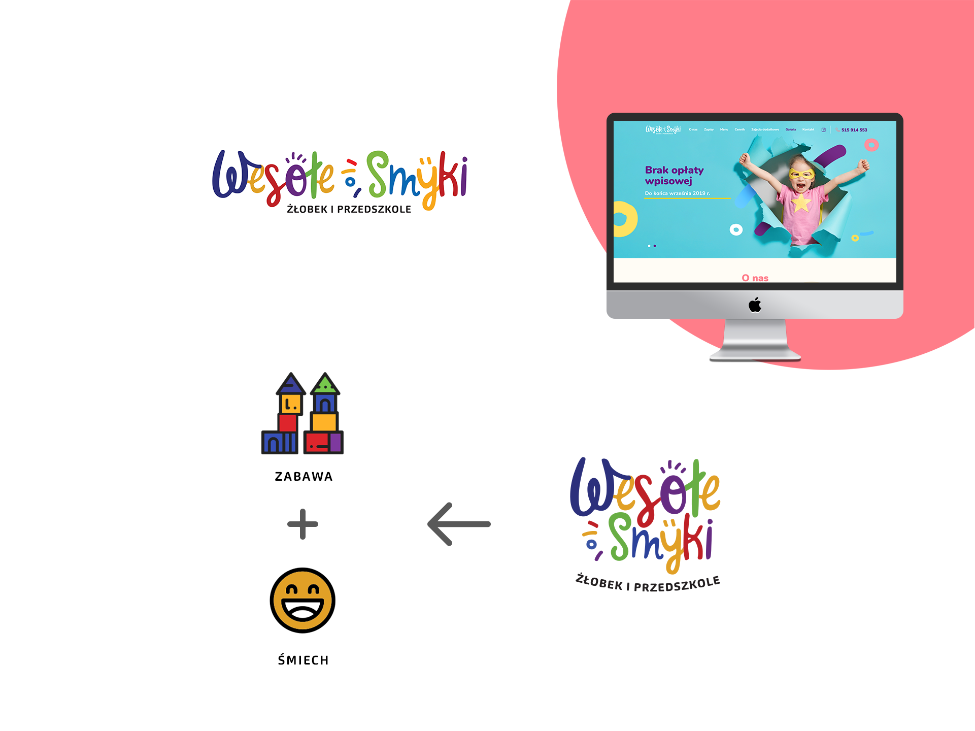 Wesołe Smyki - Realizacja - Agencja ROXART