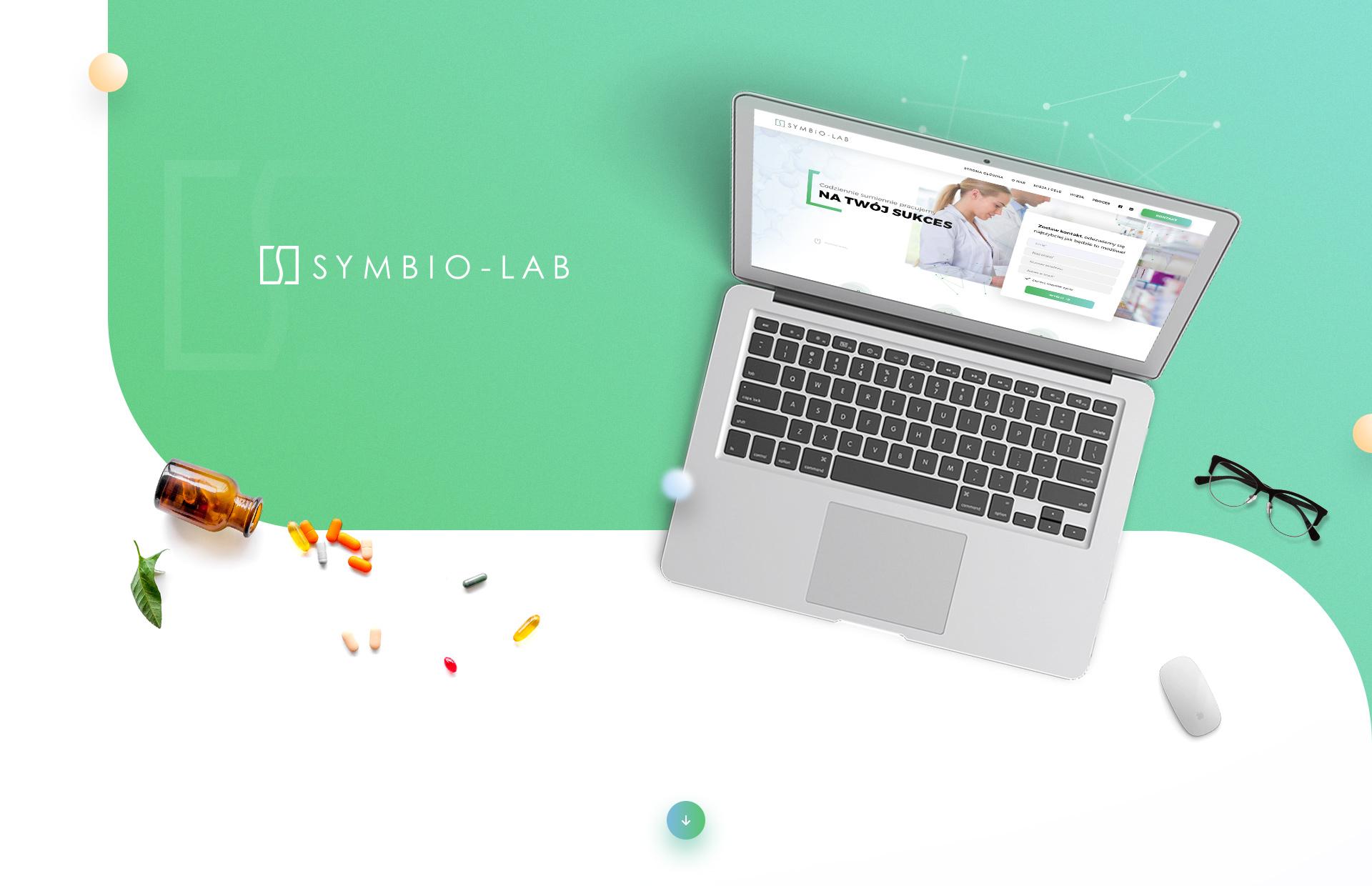 Symbiolab - Realizacja - Agencja ROXART