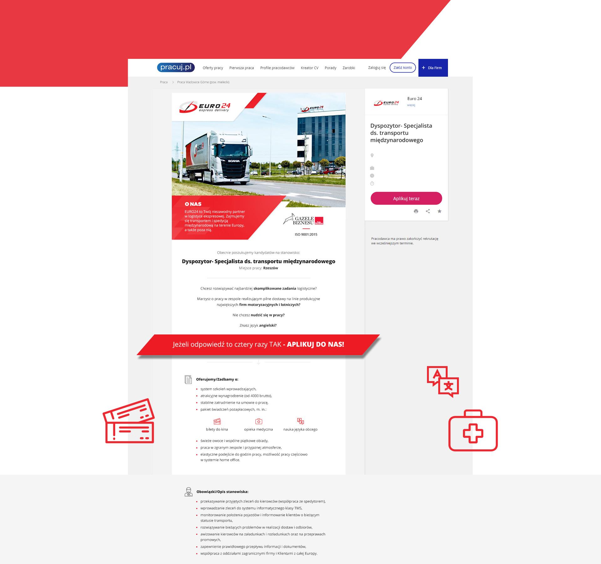 Euro 24 - Realizacja - Agencja ROXART