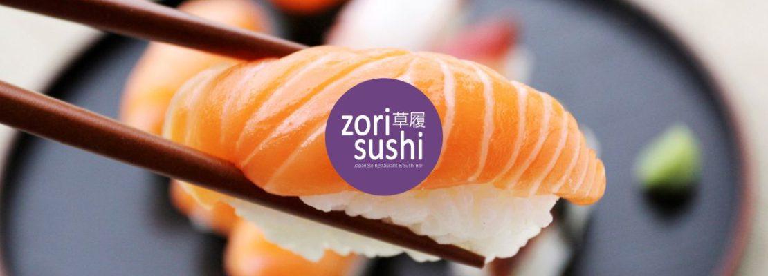 Roxart portfolio - Zori Sushi