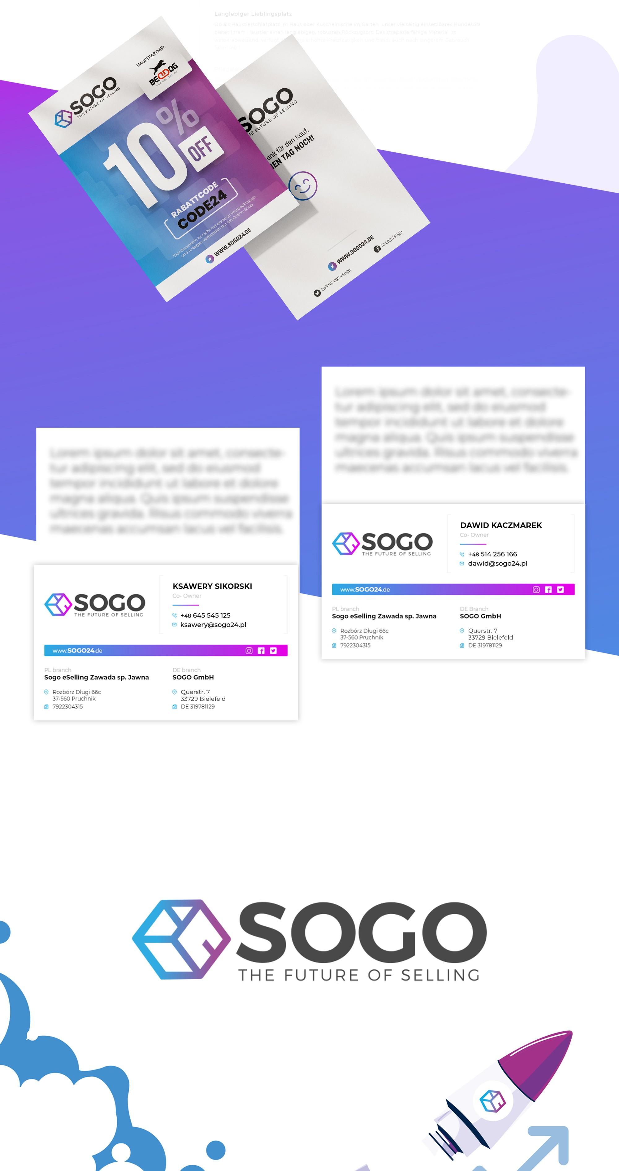 SOGO24 - Realizacja - Agencja ROXART