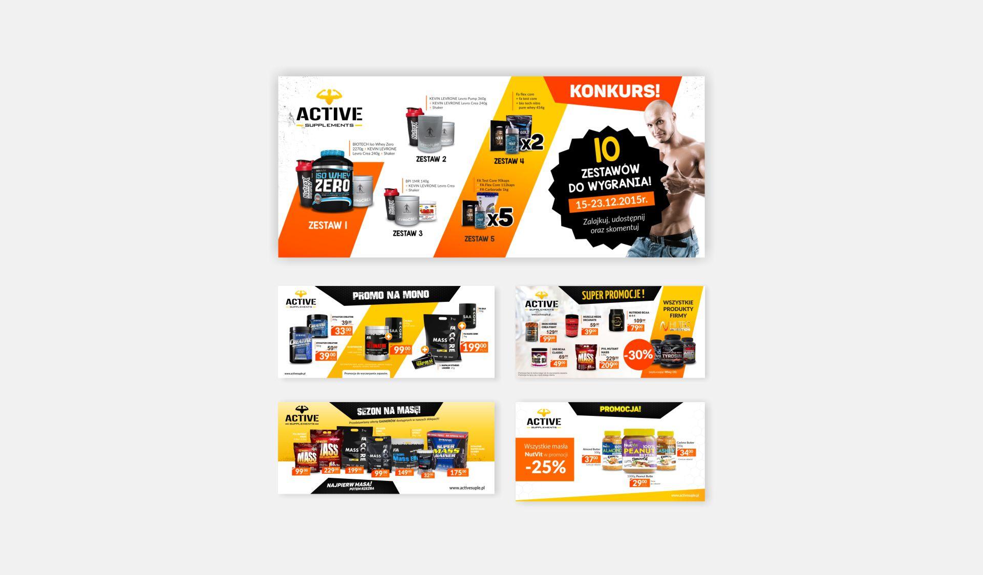 Active - Realizacja - Agencja ROXART