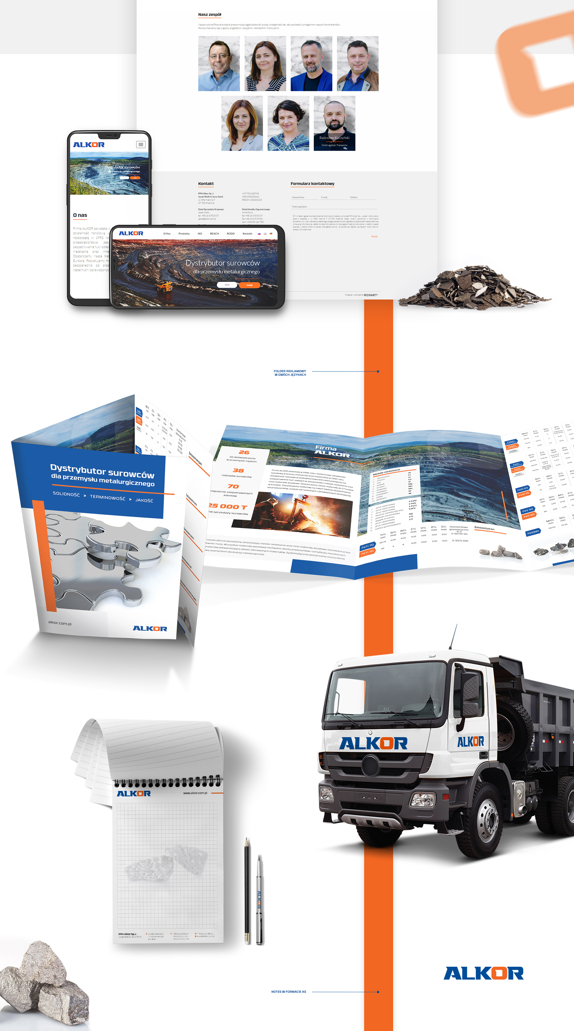 Alkor - Realizacja - Agencja ROXART