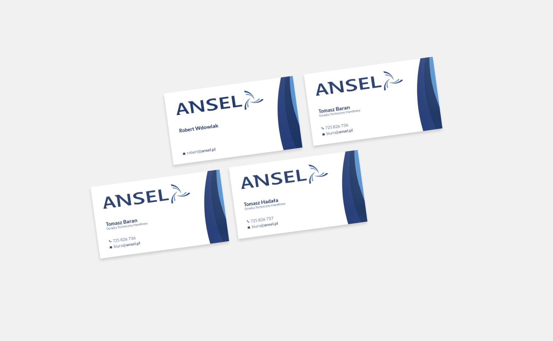 Ansel - Realizacja - Agencja ROXART