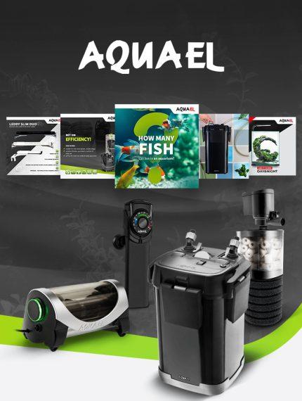 Roxart portfolio - AQUAEL