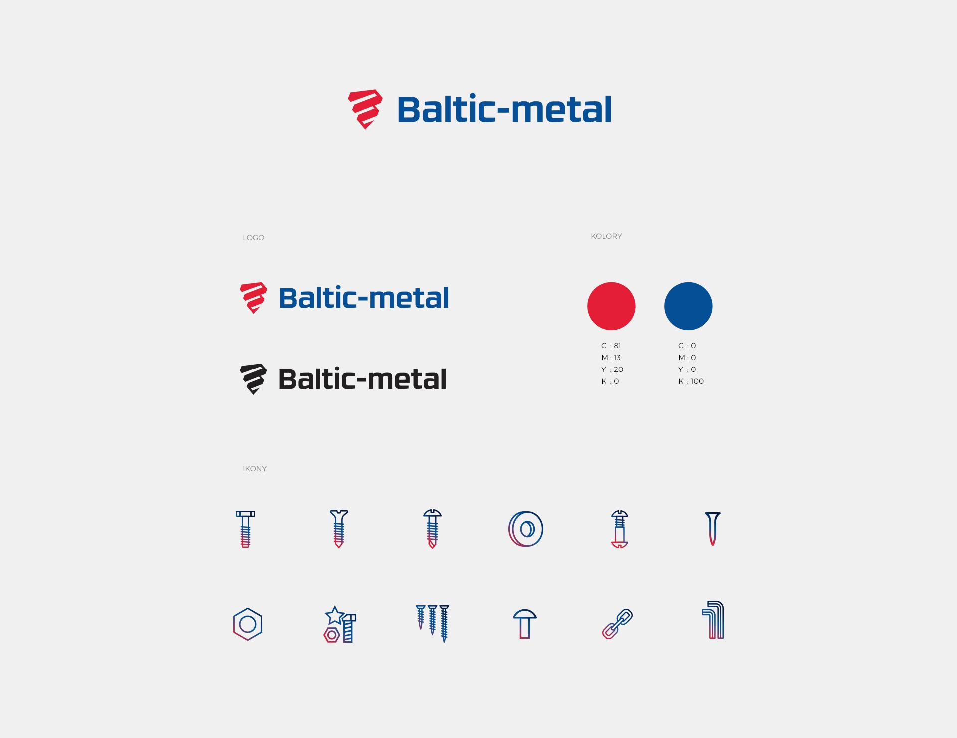 Baltic-metal - Realizacja - Agencja ROXART