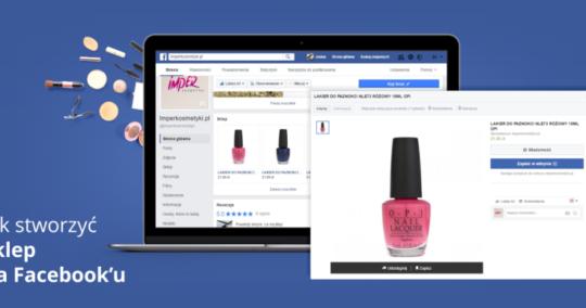 Roxart blog - Jak stworzyć sklep na Facebooku