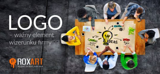 Roxart blog - Logo – ważny element wizerunku firmy
