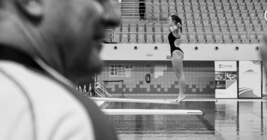 Roxart blog - #TB – Wspominamy Mistrzostwa Polski w skokach do wody