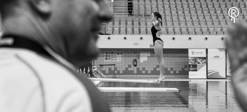 #TB – Wspominamy Mistrzostwa Polski w skokach do wody