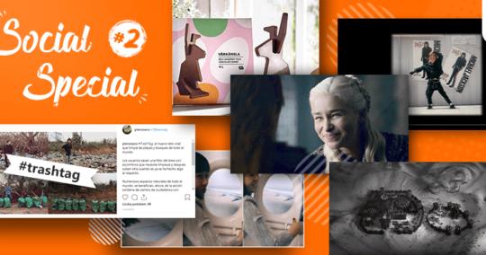 Roxart blog - Social Special #2, co działo się w social media w ostatnich tygodniach?