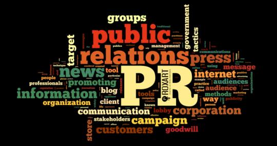 Roxart blog - PR – słowo-klucz, słowo-wytrych?