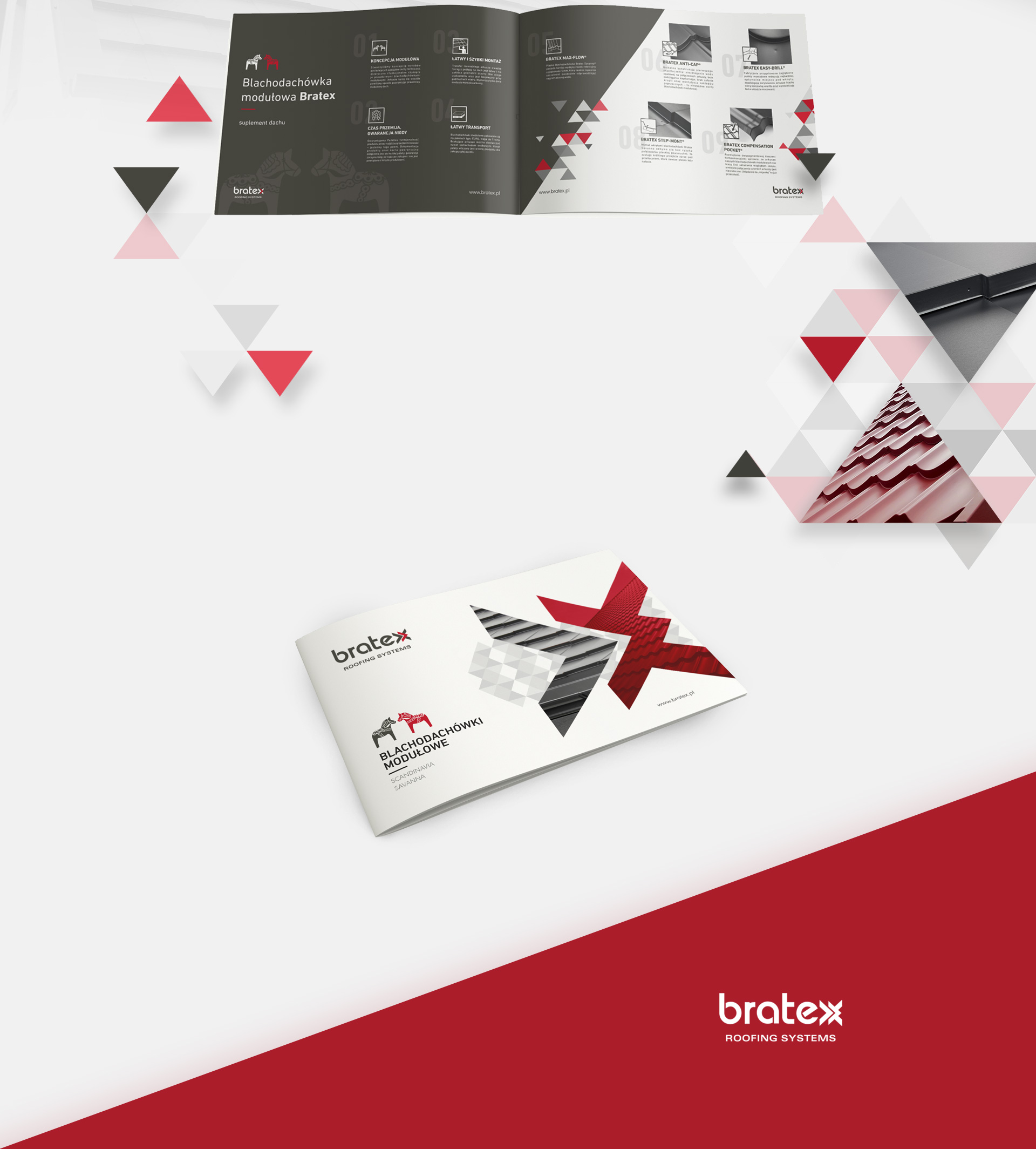 Bratex - Realizacja - Agencja ROXART