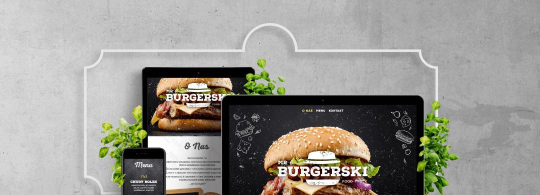 Roxart portfolio - Mr Burgerski