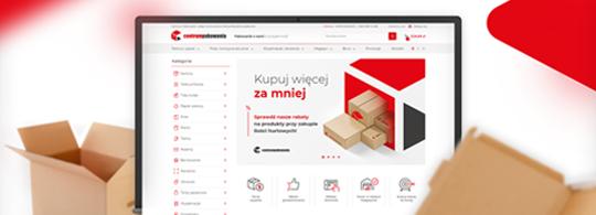 Roxart portfolio - Centrum Pakowania