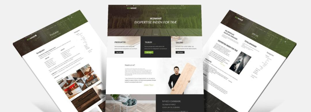 Roxart portfolio - Ecowood