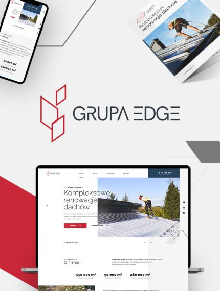 Roxart portfolio - Grupa EDGE