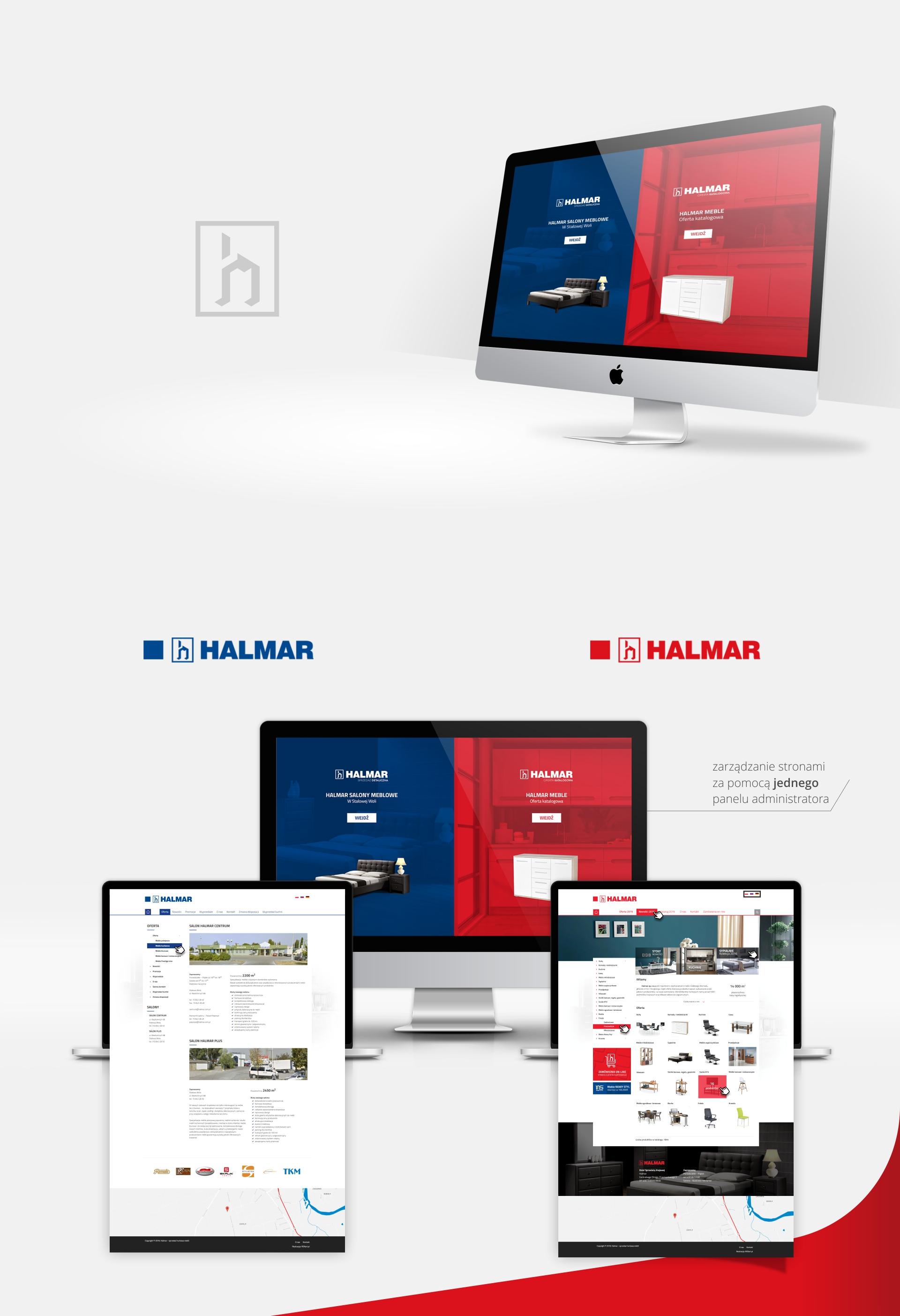Halmar - Realizacja - Agencja ROXART
