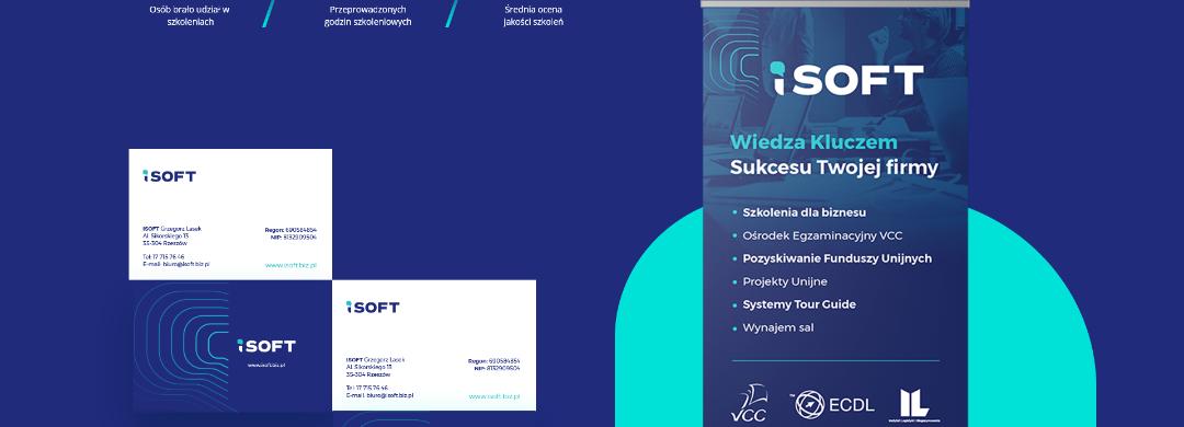 Roxart portfolio - ISOFT