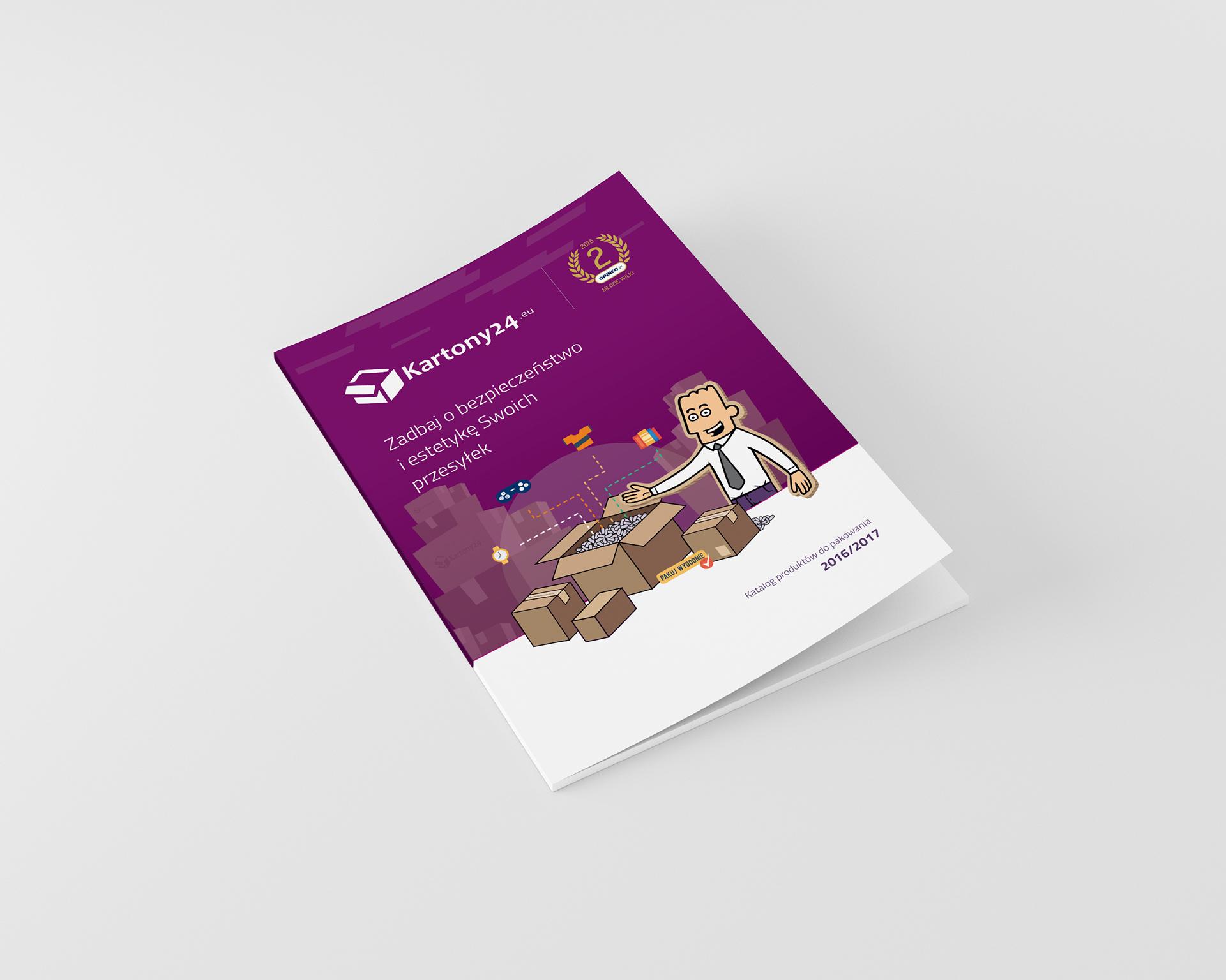 Kartony24 - Realizacja - Agencja ROXART