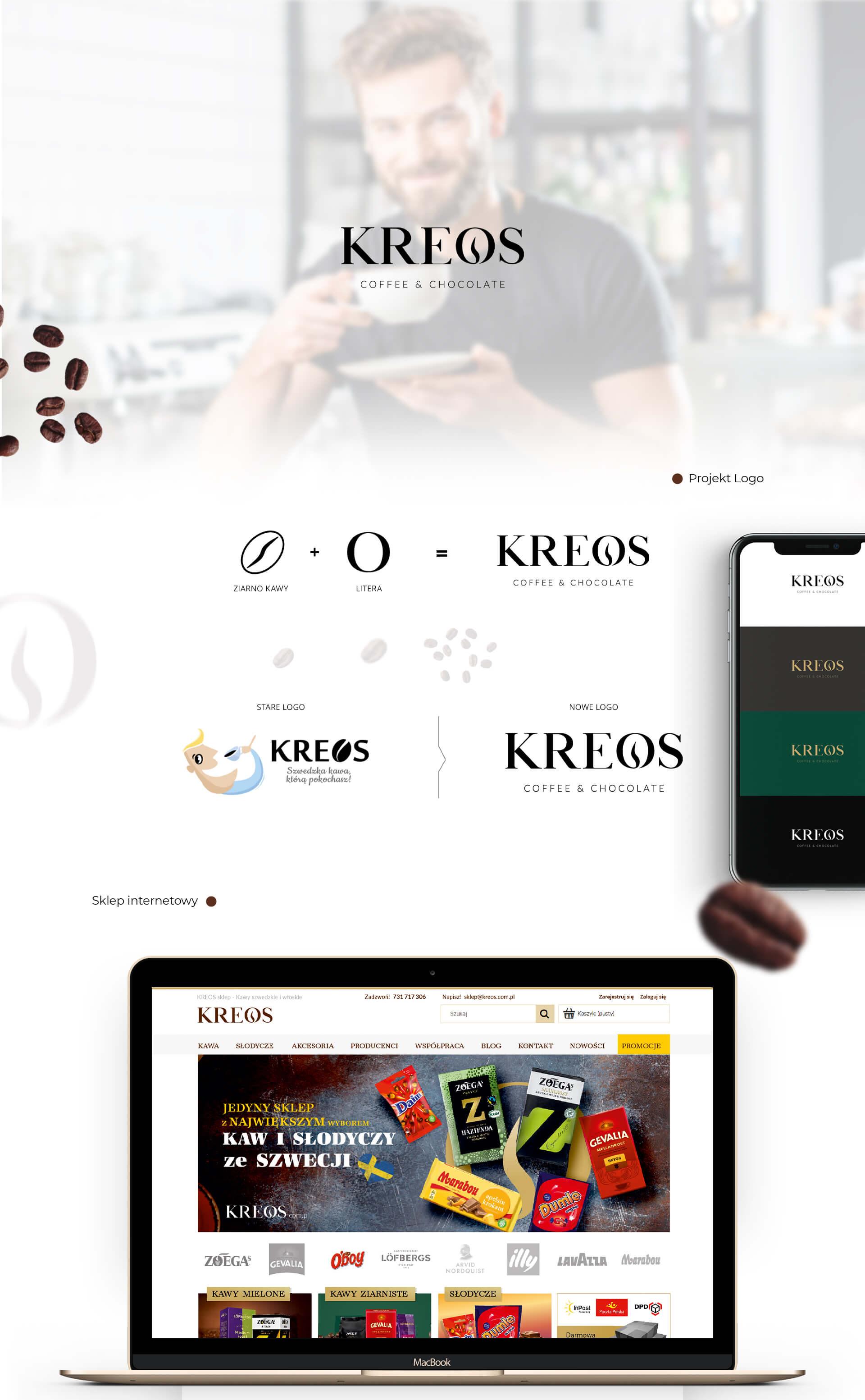 Kreos - Realizacja - Agencja ROXART