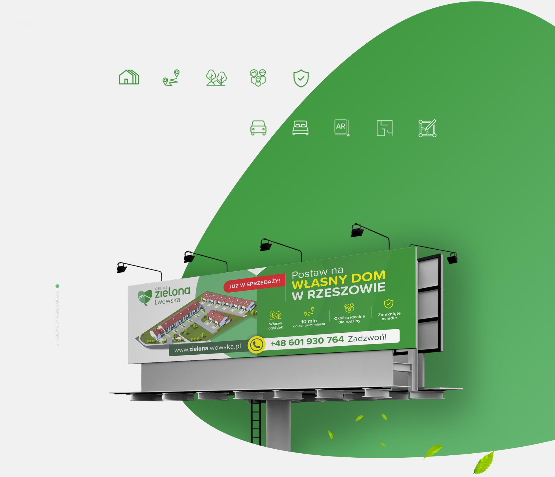 Zielona Lwowska - Realizacja - Agencja ROXART