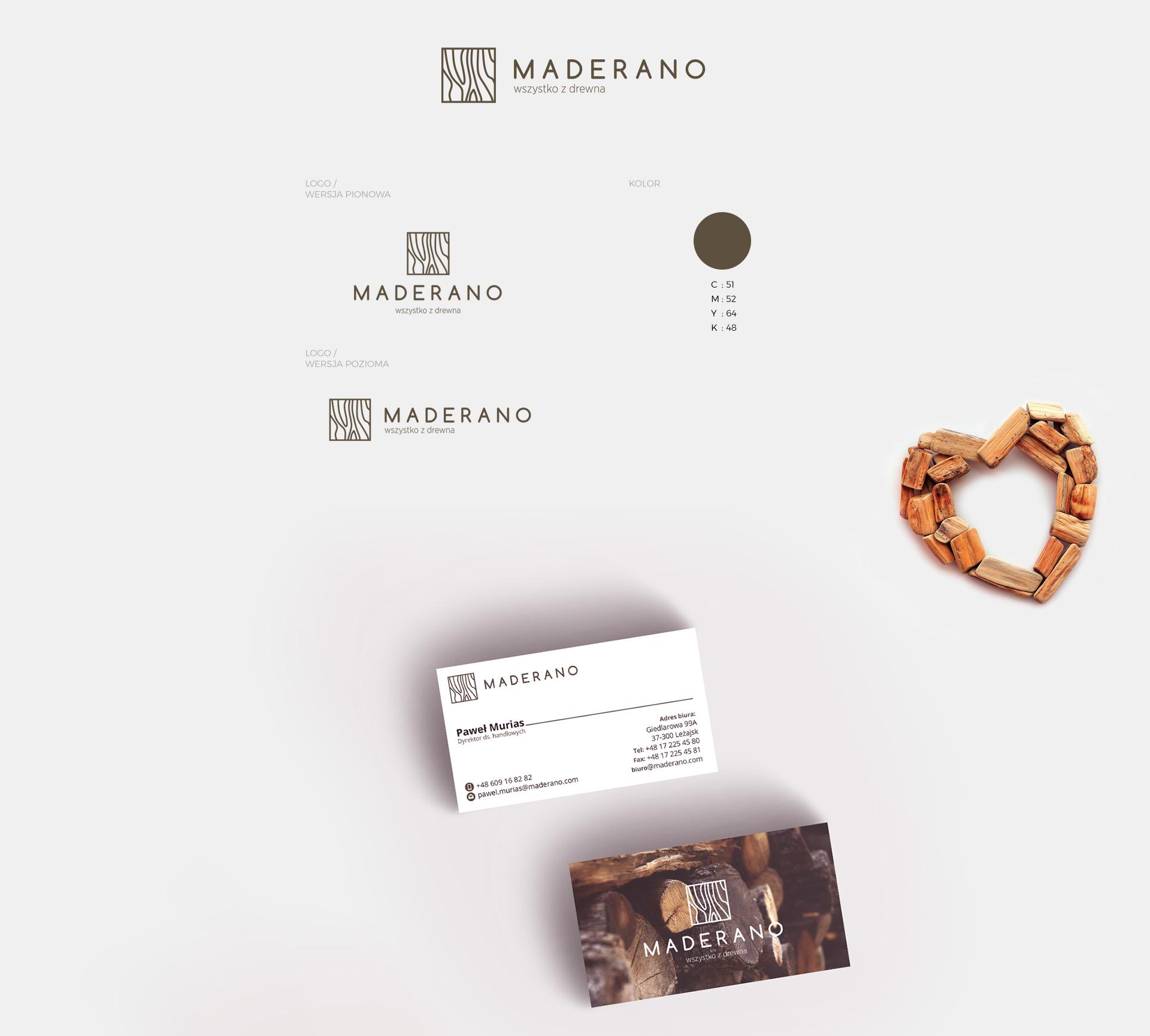 Maderano - Realizacja - Agencja ROXART