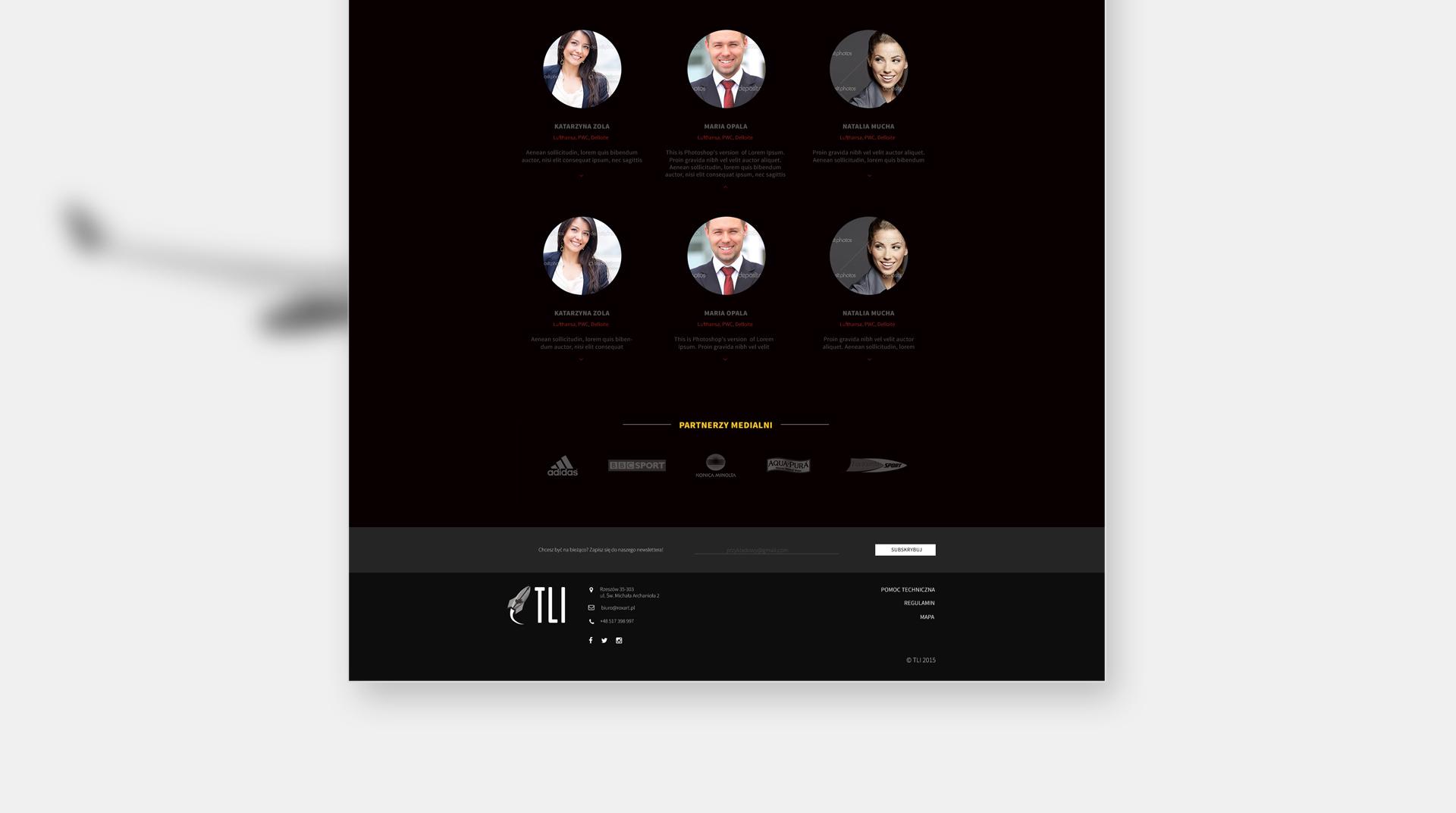 TLI - Realizacja - Agencja ROXART
