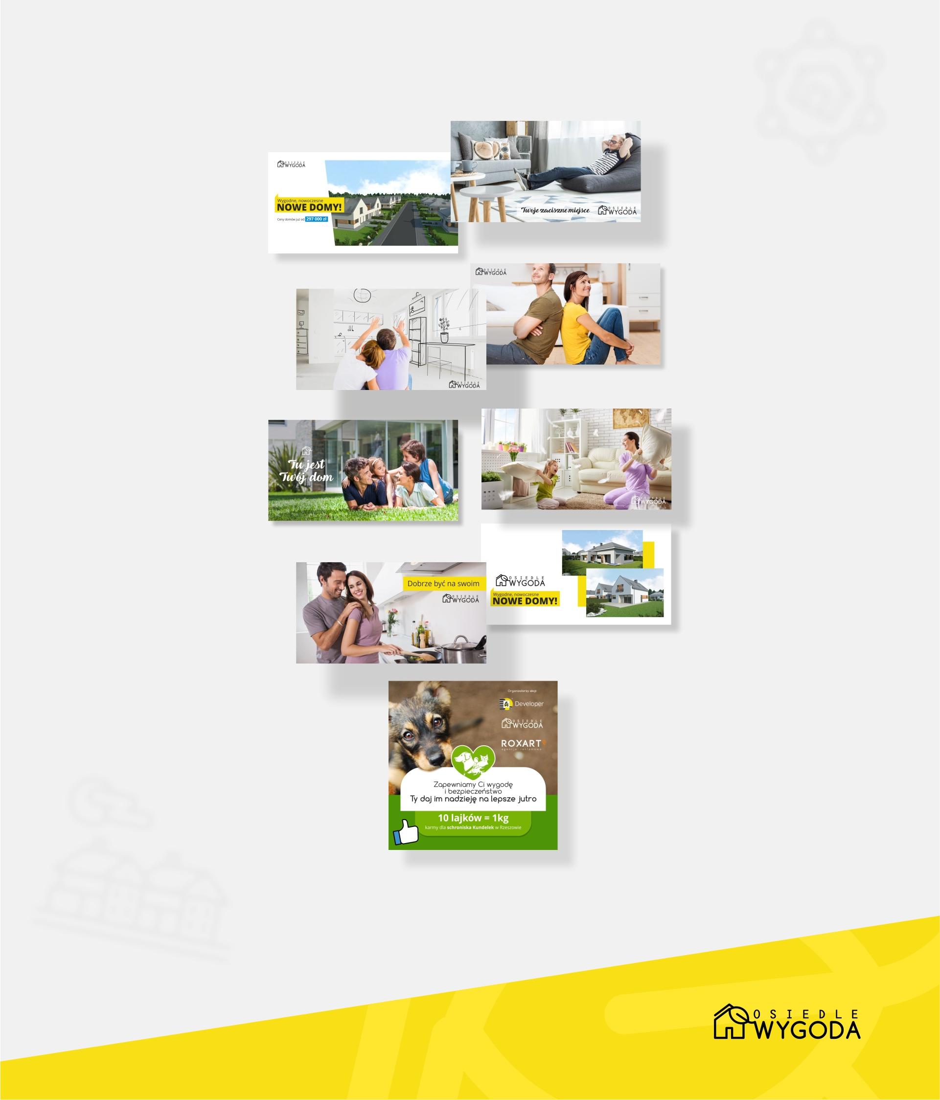Osiedle Wygoda - Realizacja - Agencja ROXART