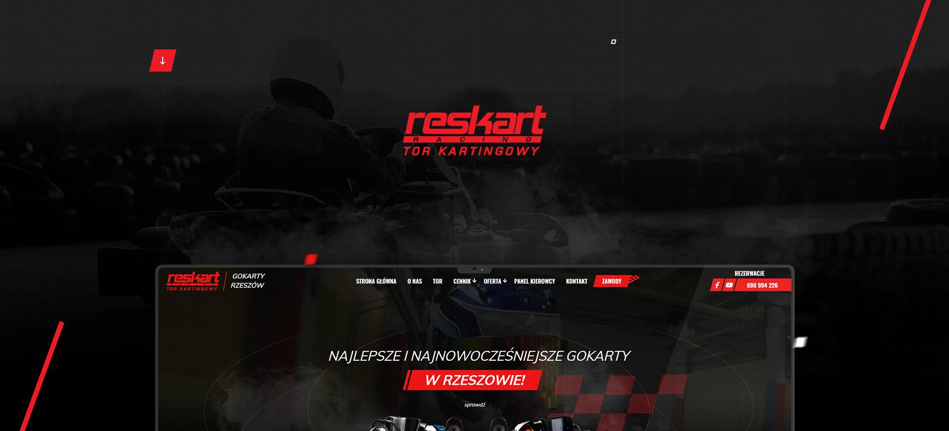 Reskart - Realizacja - Agencja ROXART