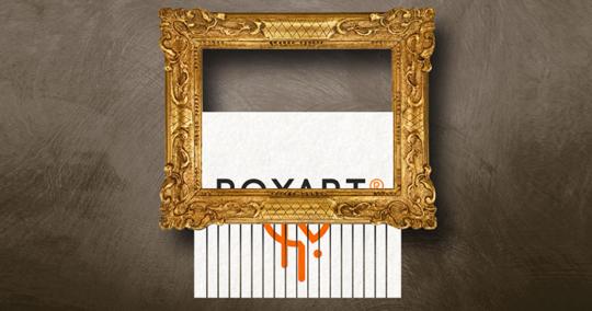 Roxart blog - Genialny real time marketing zainspirowany… zniszczoną pracą Banksy'ego