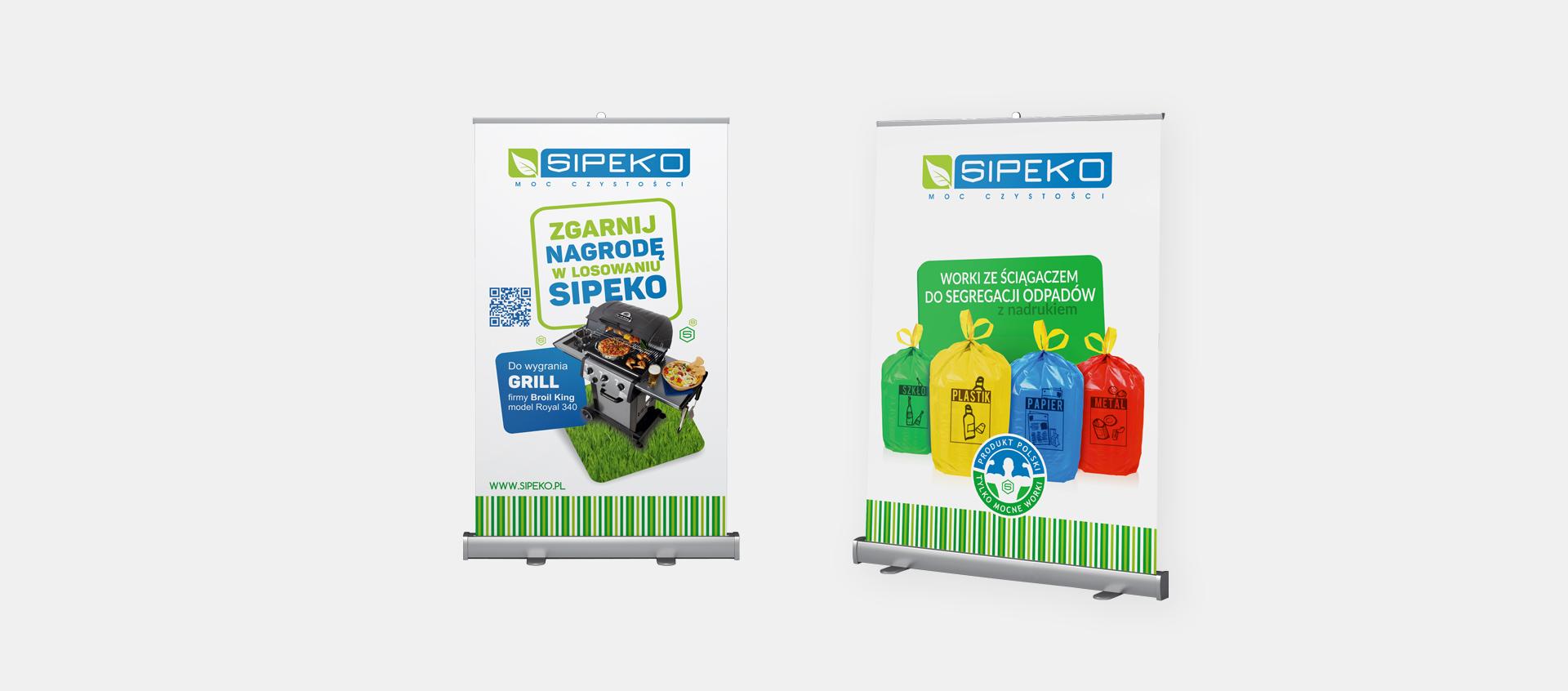 Sipeko - Realizacja - Agencja ROXART