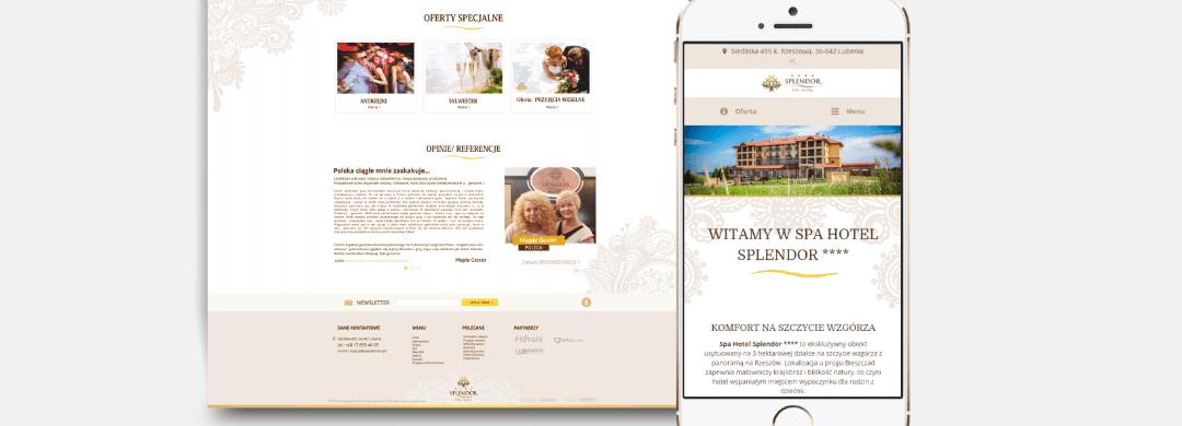 Roxart portfolio - Spa Hotel Splendor ****