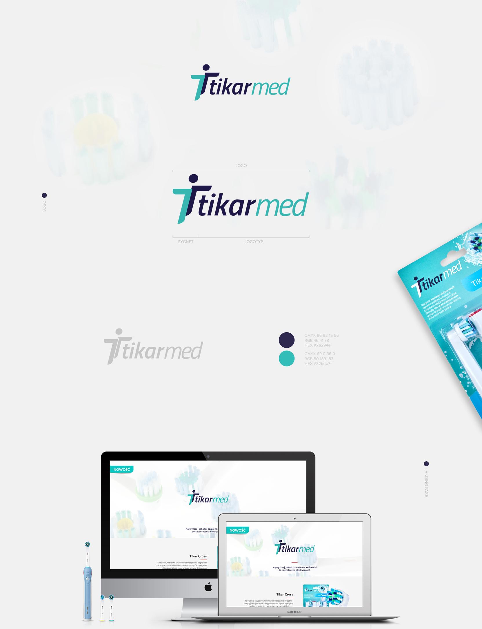 Tikarmed - Realizacja - Agencja ROXART