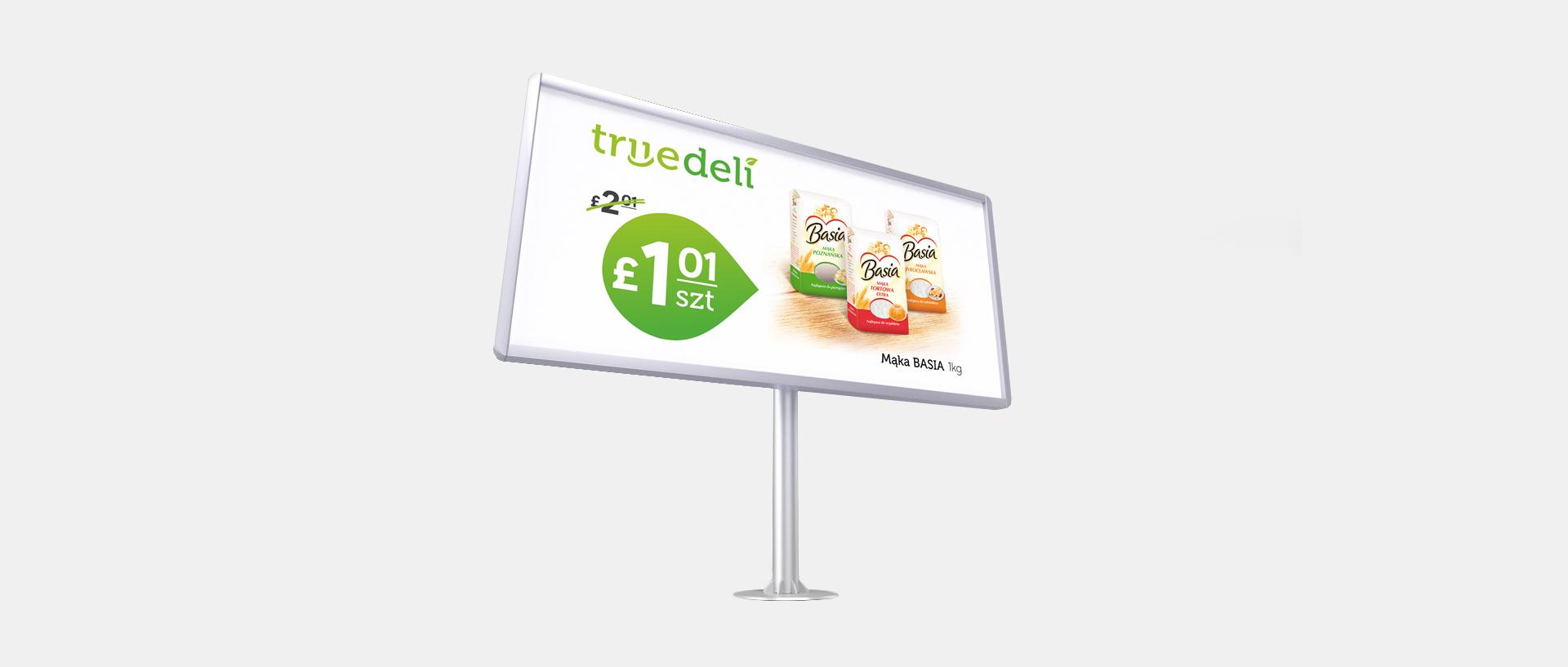 Truedeli - Realizacja - Agencja ROXART